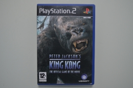 Ps2 Peter Jackson's King Kong - The Official Game of the Movie