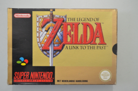 SNES The Legend of Zelda A Link to the Past [Compleet]