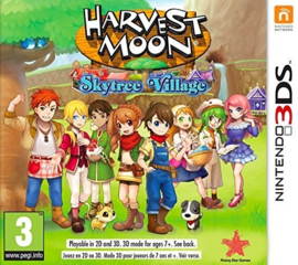3DS Harvest Moon Skytree Village [Nieuw]
