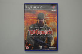 Ps2 Return to Castle Wolfenstein