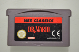 GBA Dr. Mario - Nes Classics