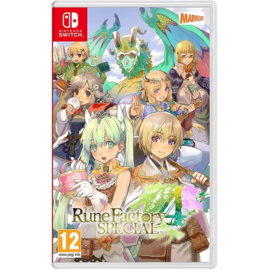 Switch Rune Factory 4 Special [Pre-Order]