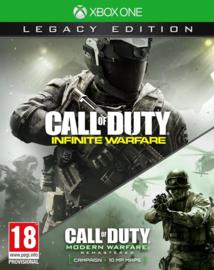 Xbox One Call of Duty Infinite Warfare Legacy Edition [Nieuw]