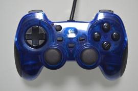 Playstation 1 Controller Dualshock Blauw - Logitech