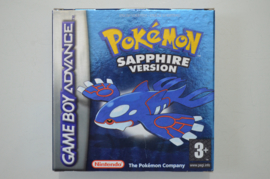 GBA Pokemon Sapphire [Compleet]