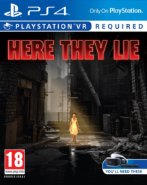 Ps4 Here They Lie (PSVR) [Nieuw]