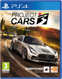 Ps4 Project CARS 3 [Nieuw]