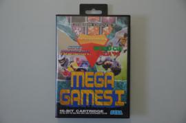 Mega Drive Mega Games I Super Hang-On / World Cup Italia '90 [Compleet]