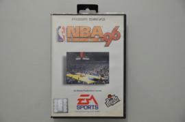 Mega Drive NBA Live 96 [Compleet]