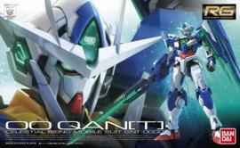 Gundam Model Kit RG 1/144 00 Qan[t]  - Bandai [Nieuw]
