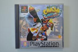 Ps1 Crash Bandicoot 3 Warped (Platinum)