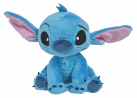 Disney Pluche Lilo & Stitch (25cm) - SimbaToys [Nieuw]