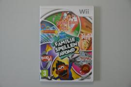 Wii Hasbro Familie Spellen Avond 2 / Hasbro Family Game Night 2