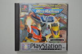 Ps1 Micro Machines V3 (Platinum) (*)