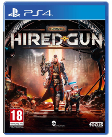Ps4 Necromunda Hired Gun + PS5 Upgrade [Pre-Order]