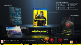 Ps4 Cyberpunk 2077 Day One Edition [Nieuw]