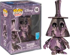 Disney Artist Series The Nightmare Before Christmas Funko Pop Mayor #010 [Pre-Order]
