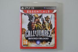 Ps3 Call of Juarez Bound in Blood (Essentials)