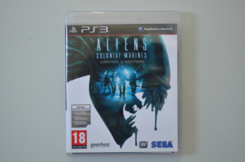 Ps3 Alien Colonial Marines Limited Edition