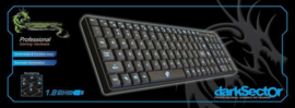 Gaming Toetsenbord Dark Sector - Dragon War [Nieuw]