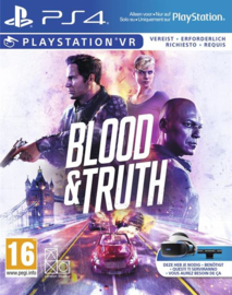 Ps4 Blood & Truth (PSVR) [Nieuw]