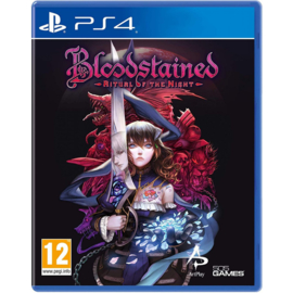 Ps4 Bloodstained Ritual of the Night [Nieuw]