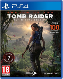 Ps4 Shadow of the Tomb Raider Definitive Edition [Nieuw]