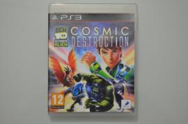 Ps3 Ben 10 Ultimate Alien Cosmic Destruction