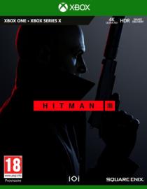 Xbox Hitman 3 (Xbox Series X) [Pre-Order]