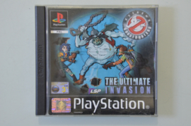Ps1 Extreme Ghostbusters The Ultimate Invasion