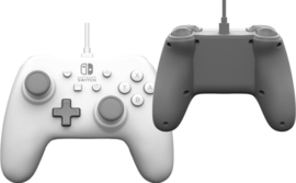 Nintendo Switch Wired Controller Wit - PowerA [Nieuw]