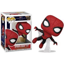 Marvel Spider-Man No Way Home Funko Pop Spider-Man Upgraded Suit #923 [Nieuw]