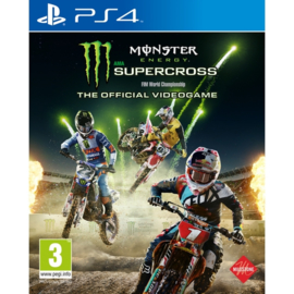 Ps4 Monster Energy Supercross The Official Videogame [Nieuw]