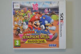 3DS Mario & Sonic op de Olympische Spelen Londen 2012