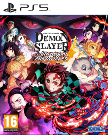 PS5 Demon Slayer Kimetsu no Yaiba The Hinokami Chronicles [Pre-Order]