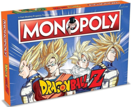 Monopoly Dragonball Z - Hasbro Gaming