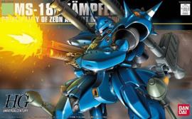 Gundam Model Kit HG 1/144 MS-18A Kämpfer - Bandai [Nieuw]
