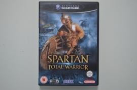 Gamecube Spartan Total Warrior