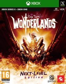 Xbox Tiny Tina's Wonderlands Next Level Edition (Xbox One/Xbox Series X) [Pre-Order]