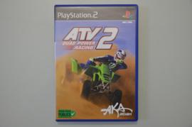 Ps2 ATV 2 Quad Power Racing