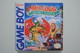 Gameboy Milon's Secret Castle [Compleet]
