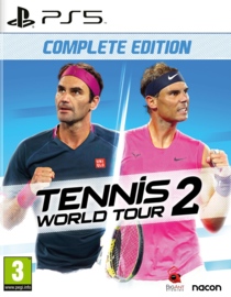 PS5 Tennis World Tour 2 Complete Edition [Pre-Order]