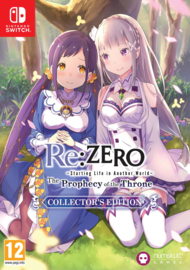 Switch Re ZERO Starting Life in Another World The Prophecy of the Throne Limited Edition [Nieuw]