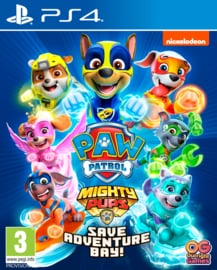 Ps4 Paw Patrol Mighty Pups Save Adventure Bay [Pre-Order]