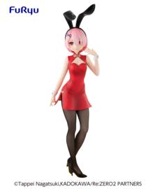 Re Zero Figure Ram China Dress BiCute Bunnies - Furyu [Pre-Order]