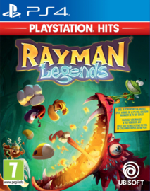 Ps4 Rayman Legends (Playstation Hits) [Nieuw]