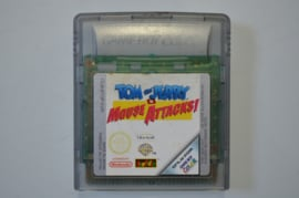 GBC Tom and Jerry in Mouse Attacks!