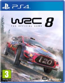 Ps4 WRC 8 [Nieuw]