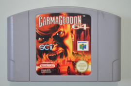 N64 Carmageddon 64