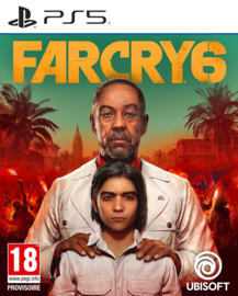 PS5 Far Cry 6 [Pre-Order]